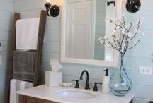 Bathroom / by Liz Engstrom
