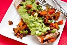 Eats (Vegetarian & Vegan Edition) / by Elina