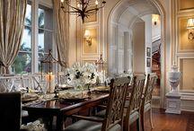 Dining Rooms / by Elisabeth Meda