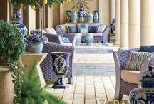 Porches & Outdoor Spaces / by Elisabeth Meda