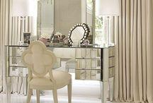 Vanities & Dressing Rooms / by Elisabeth Meda