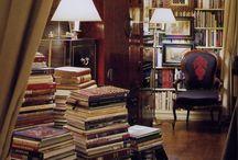 Libraries & Books / by Elisabeth Meda