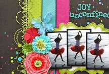 Scrapbook Layouts / by Denise Lawson