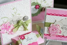 Stampin' Up! / A favorite pasttime that doesn't get the attention that I would like to give it! / by Nicki Janne