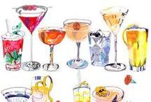 cocktails/spirits / by Kyra V.❤