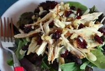 Salad Obsession / by Brianne @ Cupcakes & Kale Chips