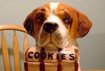 Cookie & Biscut Jars / by Janice Holdaway Cavaletto