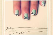 Nails! / by Rachael Marie Feil