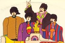 The Beatles / by Felix Arburola Bustos