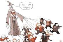 Tolkien. / by Rachael Marie Feil