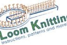 loom knitting / possible loom projects / by Kim Elzy