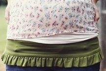 Maternity Sewing / by Amanda (Read. Explore. Create.)
