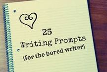Blogging / by Amanda (Read. Explore. Create.)