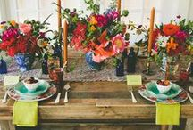 Harvest Table Inspiration / by Stone Fox Bride