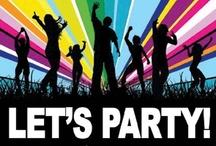 Party Ideas / by Diane Tilden