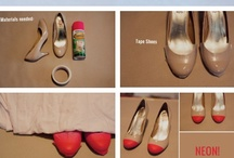 **DIY** / All things done for yourself and by yourself! / by Victoria Garcia