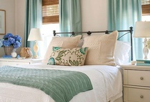 Bedroom Ideas / by Katy