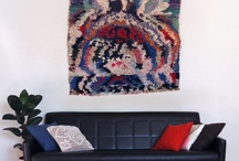 Best of: Textile Wall Hangings / by Design*Sponge