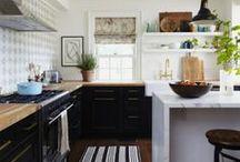 kitchen inspiration / by Amber Knight