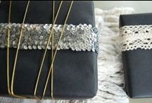 gift wrap ideas / by Amber Knight
