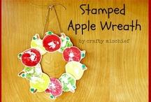 Crafty Mischief Kids Stuff / Just some crafty stuff THEY'VE made! / by Brittany Burton Wilkinson