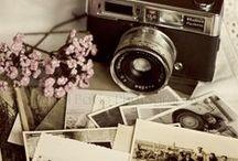 Cameras / by Katherine Anne Quartermain