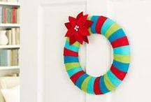 Wreaths / by Tracy Banaczuk