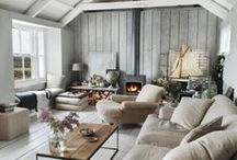 Rustic & Cozy — A Place To Call Home / by Cheryl Tan