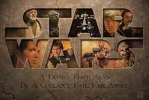 Star Wars / All time favorite! Period. / by David Vargas