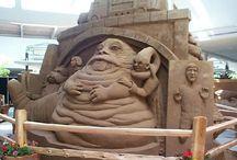 Sand Art & Sculptures / by David Vargas