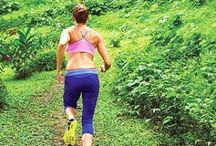 Burn, Baby, Burn! /  Health and Fitness / by Riley Negrete