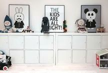 Nurseries and Kids' Rooms / by Nicole Balch