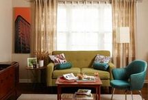 {Home} Living Room / by Alison Burtt