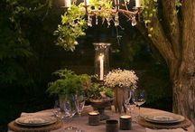 Dining Al Fresco / by Leona Eunice Gentry