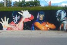 Arte urbano (Street Art) / Street Art / by Jorge Villagómez