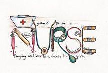 Nurses  / All things nursing.  / by VeeElle Cee