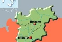 4. TRENTINO-ALTO ADIGE region of Italy  / The Trentino-Alto Adige region of Italy, capital TRENTO  / by Wil Cunningham