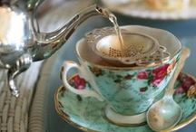~ Time for Tea ~ / I was born in England and have lovely memories of Tea Time with my Nana. / by Linda Webb