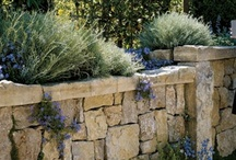 Garden Walls/Retaining / by Linda Webb