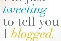 Blogging friends / by Jana D