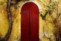 Beautiful Doors / by Jana D