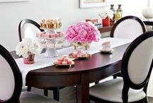 Dining Room Decor / by Meghan Fuss