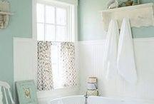 Bathroom makeover / by Meghan Fuss