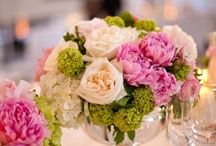 Centerpieces / by Meghan Fuss