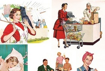Retro/ Pin up Party / by Meghan Fuss