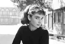 Audrey Hepburn / by Koala .