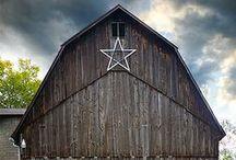 Barns / by Little Field Birch