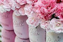 pink. / I just love pink. / by Nikki Jones