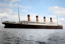 The Titanic / Please pin as much as you like. / by Lisa Cobler