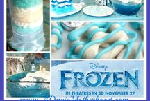 Frozen Bday / Girl's 6th Bday / by Nicole Cirino